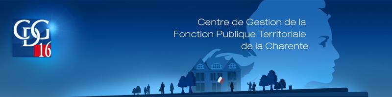 CDG16 Centre de Gestion de la Fonction Publique Territoriale de la Charente